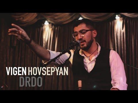 Vigen Hovsepyan - Drdo / Live in 12 Club, Yerevan