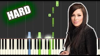 Revelation Song - Kari Jobe | HARD PIANO TUTORIAL By Betacustic