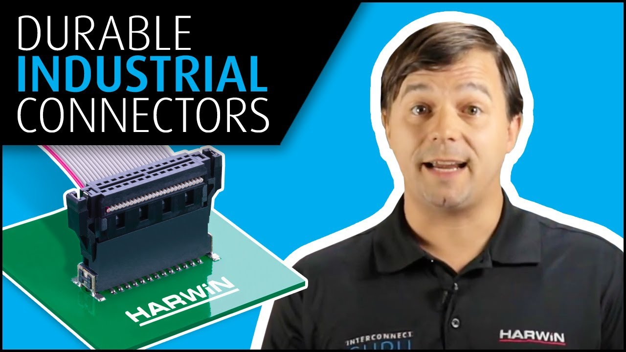 Youtube video for Interconnect Guru: Prevent failure in harsh environment industrial applications