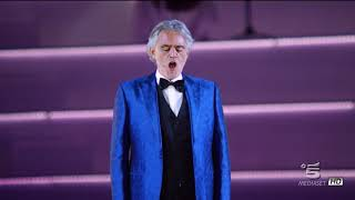 Intimissimi On Ice 2017 A Legend of Beauty - AEOLUS (Evgeni Plushenko, Andrea Bocelli)