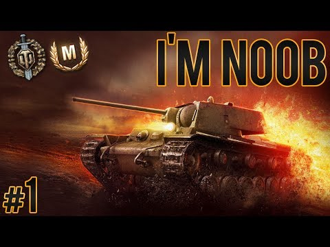 World of Tanks - E01 Im The #1 NOOB! KV 3 Mastery Badge