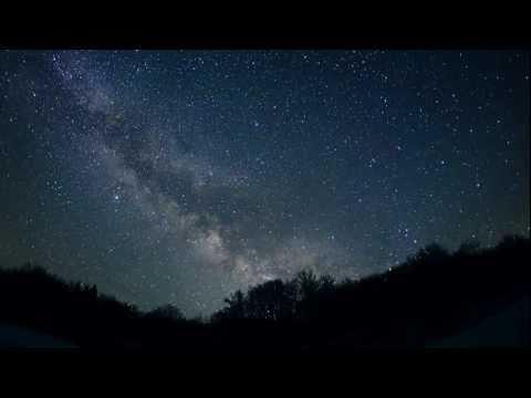 【美しすぎる夏の天の川】流れ星も有!