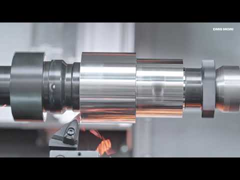 CTX beta 800 4A machining | EN