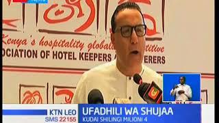Waziri Balala asitisha ufadhili wa 'Brand Kenya' kwa timu ya taifa ya raga