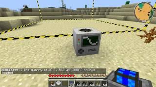 tekkit classic quarry tutorial - मुफ्त ऑनलाइन