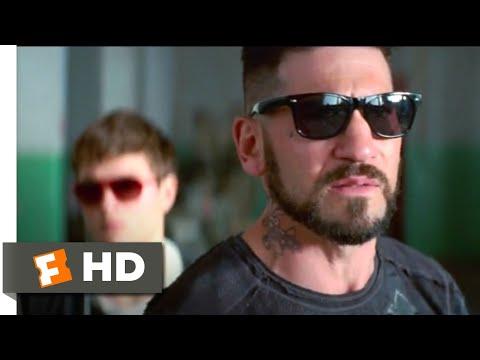 Video trailer för Baby Driver (2017) - Is He Slow? Scene (2/10)   Movieclips