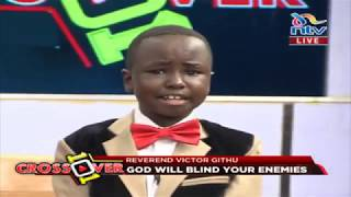 Victor Githu: 10-year-old Kenyan reverend whose preachings have gone viral