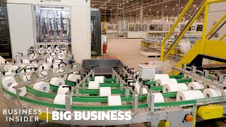 How Toilet Paper Companies Dealt With The 845% Demand Spike   Big Business