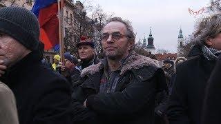 """Marsz 1000 tóg - Piotr Najsztub za """"niezawisłością sędziowską"""""""