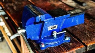 Things To Know When Buying A Bench Vise