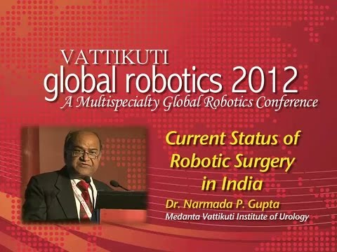 Current Status of Robotic Surgery in India- Urology