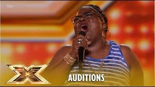 Panda Ross: She Is BACK After 6 Years To Prove Simon Cowell WRONG! | The X Factor UK 2018