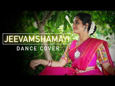Jeevamshamayi | Theevandi | Dance Cover | Nandhana Chandra | KS Harishankar | Kailas Menon | 4K