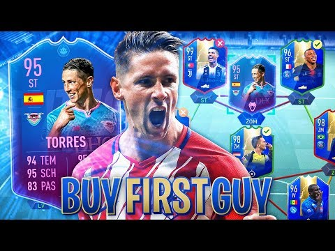 FIFA 19 : TORRES 95 Hardcore Buy First TOTS