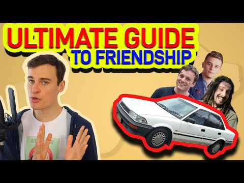 Ultimate Guide to Friendship