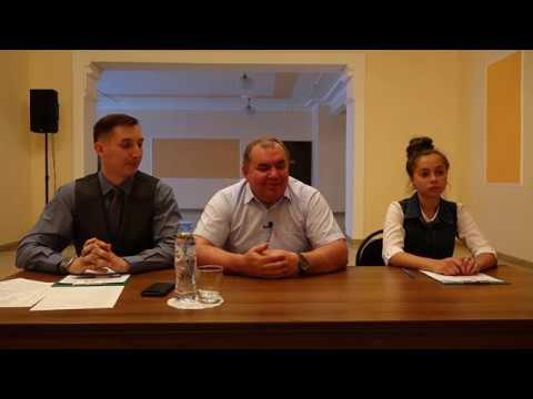 Открытый диалог Николая Альшенко с молодежью
