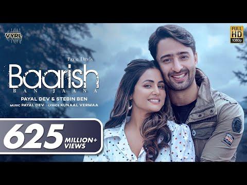 Baarish-Ban-Jaana-Lyrics