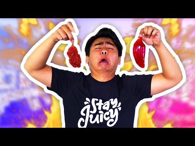 Gummy-ghost-pepper-vs-real