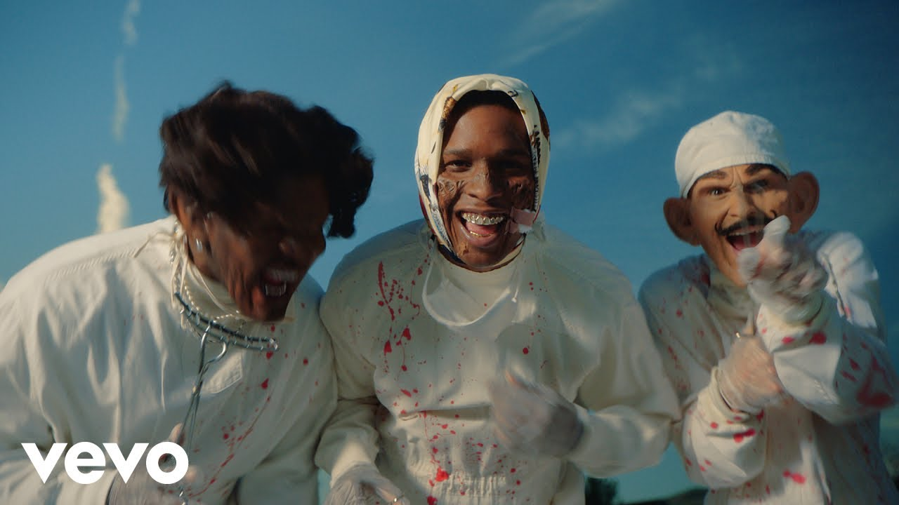 A$AP Rocky — Babushka Boi