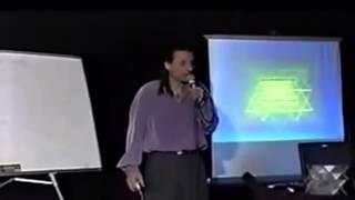 O kosmu, UFO, fyzice a templářských rytířích - NASSIM HARAMEIN (přednáška 1/2)