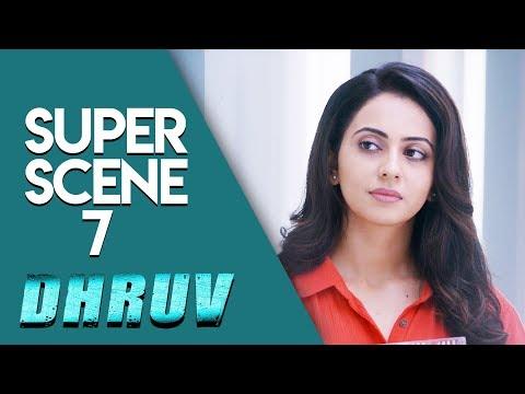Dhruv -  Super Scene 7 | Hindi Dubbed | Ram Charan | Arvind Swamy | Rakul Preet Singh