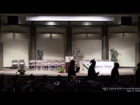 NSCC Spring 2018 Commencement Ceremony