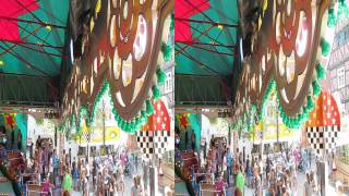 preview picture of video '3D Best Carnival Exhibition Video in HD - Side by Side - Part 3/8'