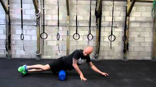 Foam Roller Program For Pre & Post Workout by commit2bfit