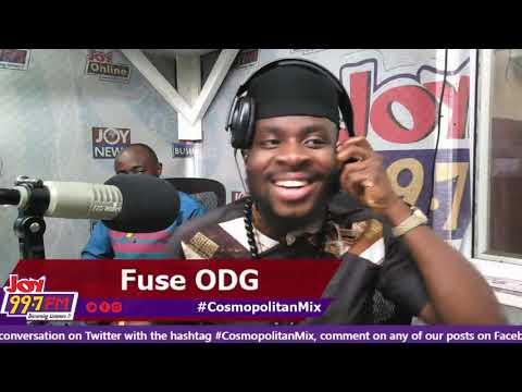#CosmopolitanMix with Fuse ODG - JoyFM (20-11-18)