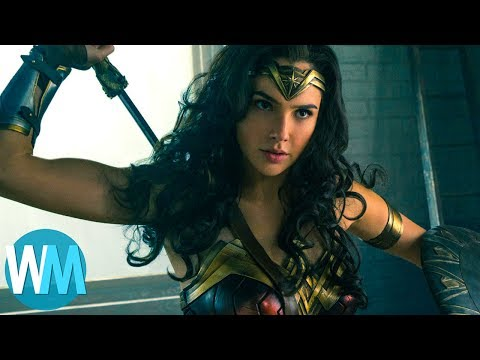 Top 10 Things We Loved About The Wonder Woman Movie