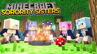 Minecraft School-THE SECRET SORORITY SISTERS {Ep.1}