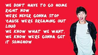 Kiss Me Kiss Me - 5 Seconds of Summer (Lyrics)