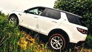 Offroad и проблемы Ленд Ровер Дискавери Спорт (Discovery Sport) на ходу. Тест драйв (ч.6)