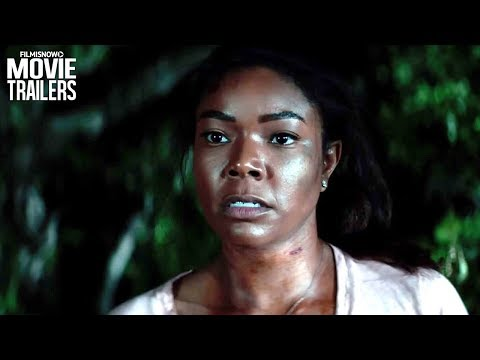 Breaking In | First Trailer for Gabrielle Union thriller movie
