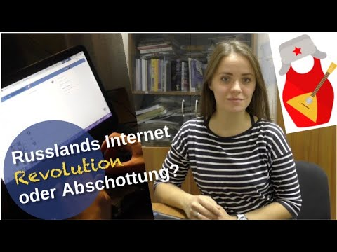 Russlands Internet: Revolution oder Abriegelung? [Video]