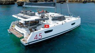 New Sail Catamarans for Sale 2021 Elba 45