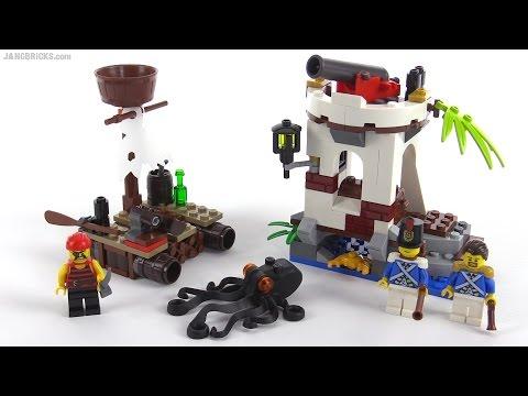 LEGO® Pirates Солдатский блокпост 70410