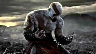 God of War - How Kratos Got Red Marks Secret Cutscene