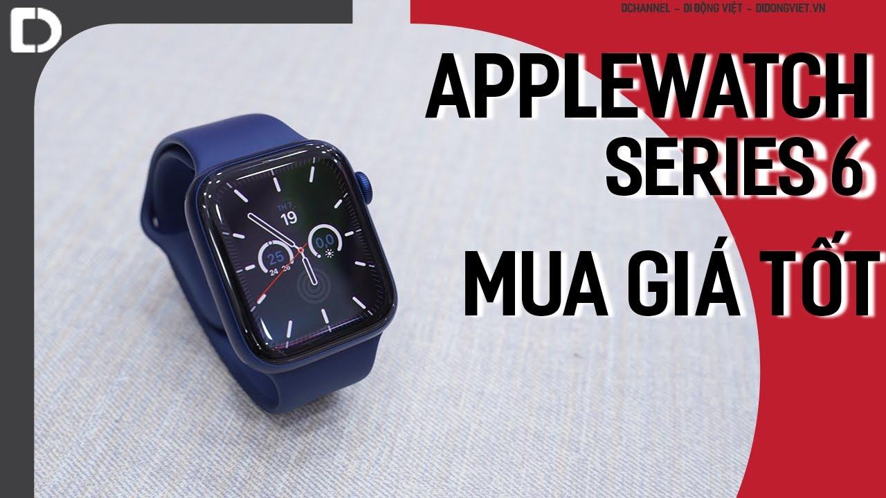 Apple Watch Series 6 - TIẾT KIỆM HƠN nếu làm theo cách này