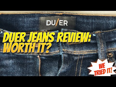 Duer Review – Our honest, 6-month Duer Jean Review