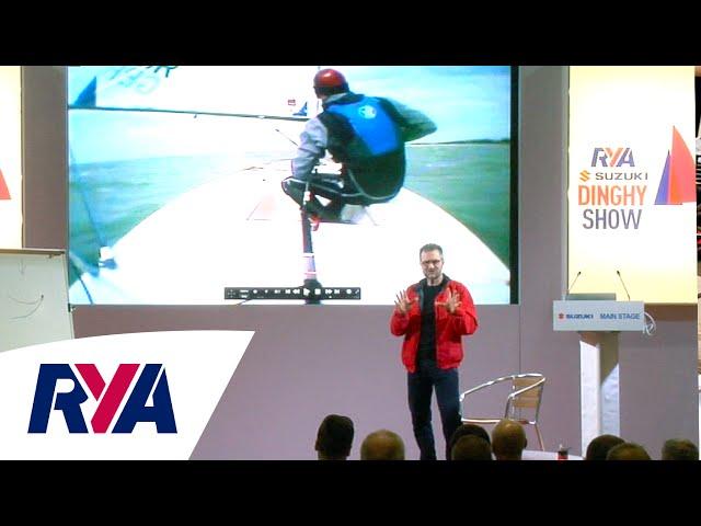 Top Tips from the Boat Whisperer - Steve Cockerill - Improve your Sailing - Full Talk