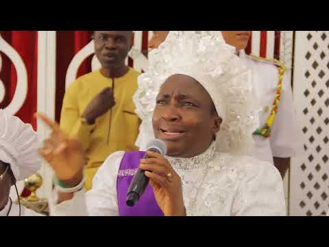 REV.Mother Esther Abimbola Ajajyi @ 4th Memorial Lecture for PROPHET (Dr.)  G.O.FAKEYE