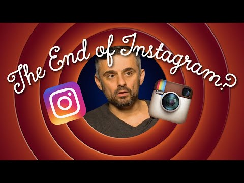 ‪NEWS FLASH: This Could Be the Beginning of the End for Instagram | DailyVee 573‬‏