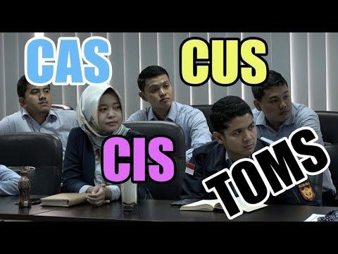 CAS CIS CUS TOMS