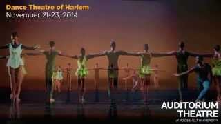 Dance Theatre Of Harlems Gloria | Auditorium Theatres 125th Anniversary Season