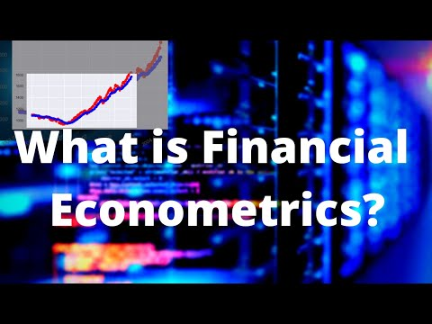 Econometrics for Financial Data Analysis (What is Financial ...
