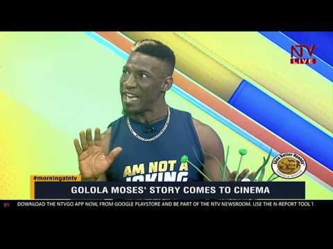 KICK STARTER: Golola Moses' story in Cinema