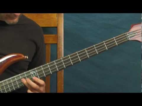 bass guitar lesson resistance muse