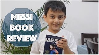 MESSI | Book Review by Book Wizard