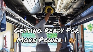 Subaru BRZ Transmission Upgrades And Clutch Install !  (FAIL) We made A HUGE MISTAKE !